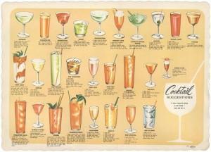 Povijest koktela i alkoholnih pića