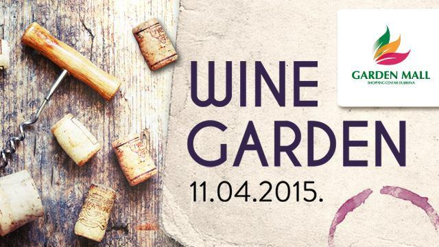 Wine garden festival u Garden mallu