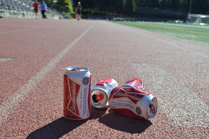 The Beer Mile - Pivska milja