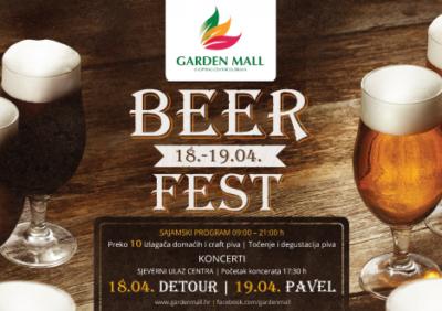 Beer Fest u Garden Mallu!