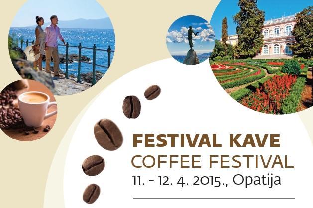 Festival kave u Opatiji - 11. i 12.04.2015.