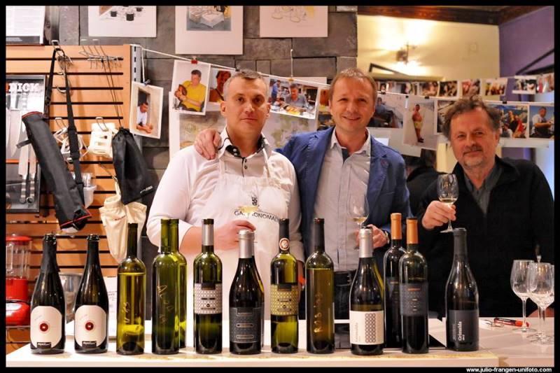 Osamnaesti rođendan vinarije Matošević! (Foto: Julio Frangen) (Foto: )