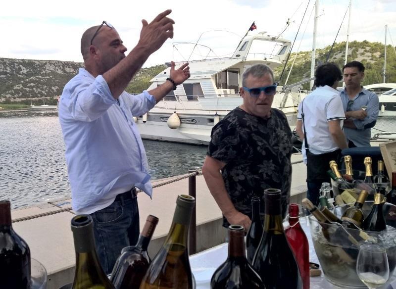 Novalja i Skradin: Dva nova vinska festivala za najavu dugogodišnjeg druženja! (Foto: Ribafish) - 7 (Foto: )