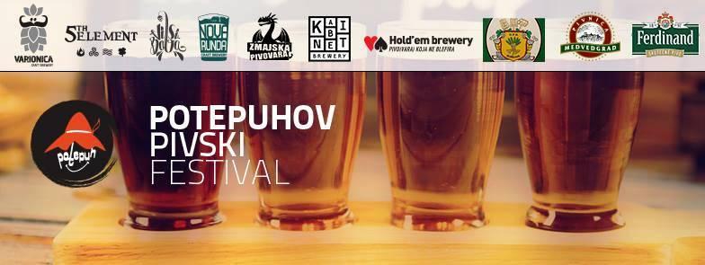 Potepuh organizira festivale craft piva i gemišta! (Foto: PR) (Foto: )