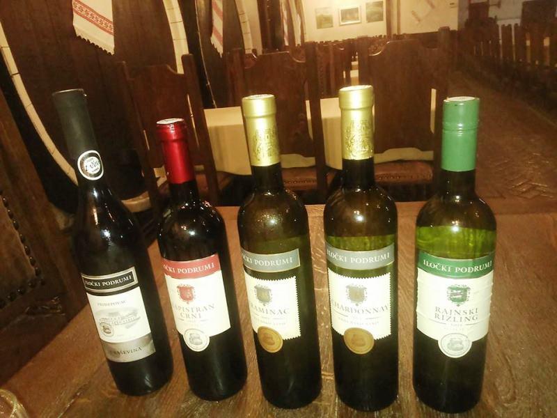 Iločki podrumi: Od stoljeća drugog – najstarije butelje na svijetu (Foto: Iločki podrumi) - 4 (Foto: )