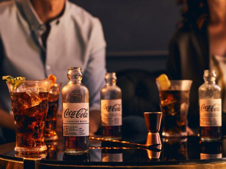 Upoznajte Coca-Cola - Signature Mixers