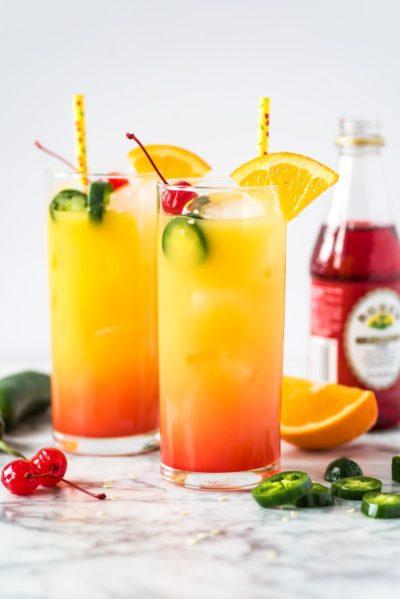 Tequila Sunrise