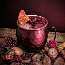 Gin & tonic - crvena naranča